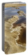 Dead Sea Landscape Portable Battery Charger