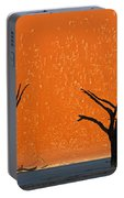 Dead Trees By Red Sand Dunes, Dead Portable Battery Charger