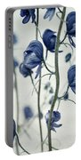 Deadly Beauty Portable Battery Charger by Priska Wettstein