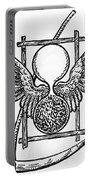 Death, 17th Century Portable Battery Charger
