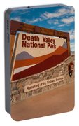 Death Valley Entry Portable Battery Charger