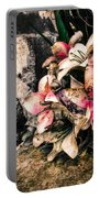 Decayed Pink Portable Battery Charger