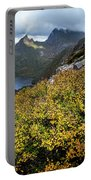 Deciduous Beech Or Fagus In Colour Portable Battery Charger