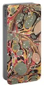 Decorative End Paper  Portable Battery Charger
