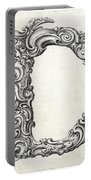 Decorative Letter Type D 1650 Portable Battery Charger