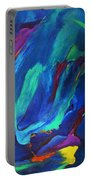 Deep Blue Thoughts Portable Battery Charger