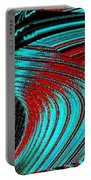 Deep Sea Abstract Portable Battery Charger