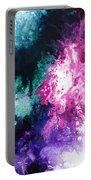 Deep Space Canvas Three Portable Battery Charger
