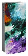 Deep Space Canvas Two Portable Battery Charger