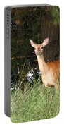 Deer At Dusk V3 Portable Battery Charger