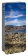 Deer Creek Dam-provo Utah Portable Battery Charger