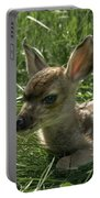 Deer Fawn Portable Battery Charger