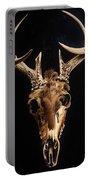 Deer Skull Portable Battery Charger