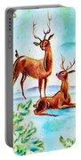 Deers Break Portable Battery Charger
