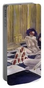 Defenceless Portable Battery Charger by Dorina  Costras