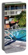 Del Marcos Pool Palm Springs Portable Battery Charger