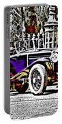 Delage Co2 Dupla Cowl Tourer Portable Battery Charger