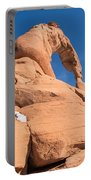 Delicate Arch South Side  Portable Battery Charger