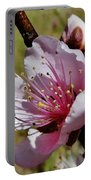 Delicate Blossom Portable Battery Charger