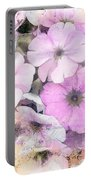 Delicate Bouquet Portable Battery Charger