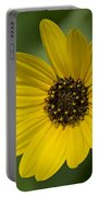 Delicate Flower Portable Battery Charger
