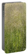 Delicate Tall Grasses Portable Battery Charger