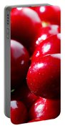 Delicious Cherries Portable Battery Charger