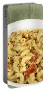 Delicious Macaroni Lunch Portable Battery Charger