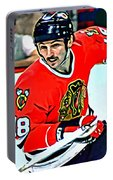 Denis Savard Portable Battery Charger