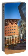Denver Art Museum Courtyard Portable Battery Charger