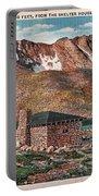 Denver Mountain Parks Antique Post Cards Portable Battery Charger