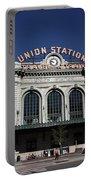 Denver - Union Station Portable Battery Charger