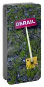 Derail Or That's Life Portable Battery Charger