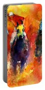 Derby Horse Race Racing Portable Battery Charger