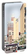 Des Moines Iowa 13th Street Portable Battery Charger