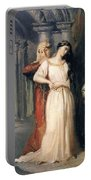 Desdemona Portable Battery Charger by Theodore Chasseriau