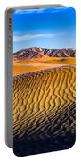 Desert Lines Portable Battery Charger by Chad Dutson
