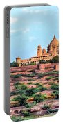 Desert Palace Portable Battery Charger