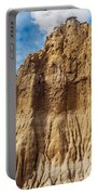 Desert Rock Formation Portable Battery Charger