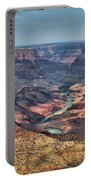 Desert View Portable Battery Charger