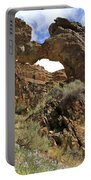 Desert Wildflowers Grand Arch  Portable Battery Charger