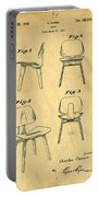 Designs For A Eames Chair Portable Battery Charger by Edward Fielding