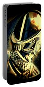 Desoto Wheel Emblem Abstract Portable Battery Charger
