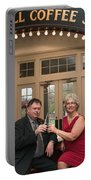 Destination Wedding-m And D-4 Portable Battery Charger