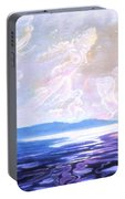 Detail From - Sun Woman Portable Battery Charger
