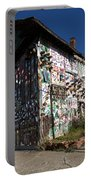 Detroit Africa Town - African Bead Museum #2 Portable Battery Charger