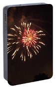 Detroit Area Fireworks -1 Portable Battery Charger