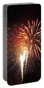 Detroit Area Fireworks -2 Portable Battery Charger