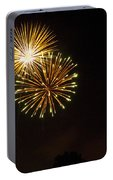 Detroit Area Fireworks -3 Portable Battery Charger