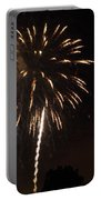 Detroit Area Fireworks -6 Portable Battery Charger